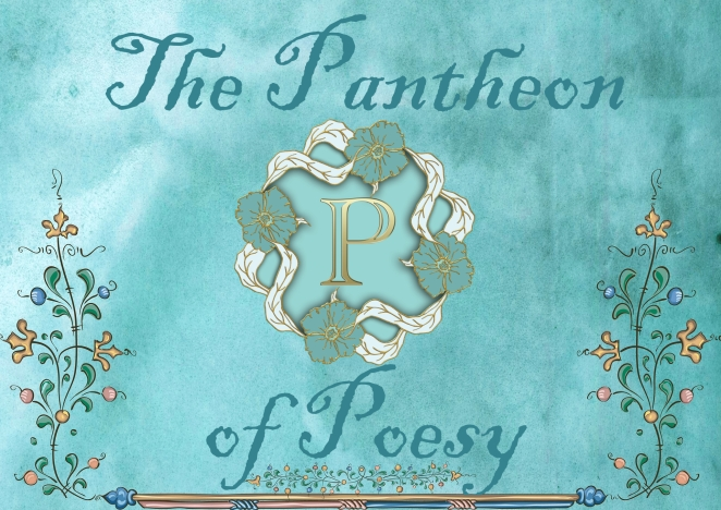 The Pantheon of Poesy Logo Wide