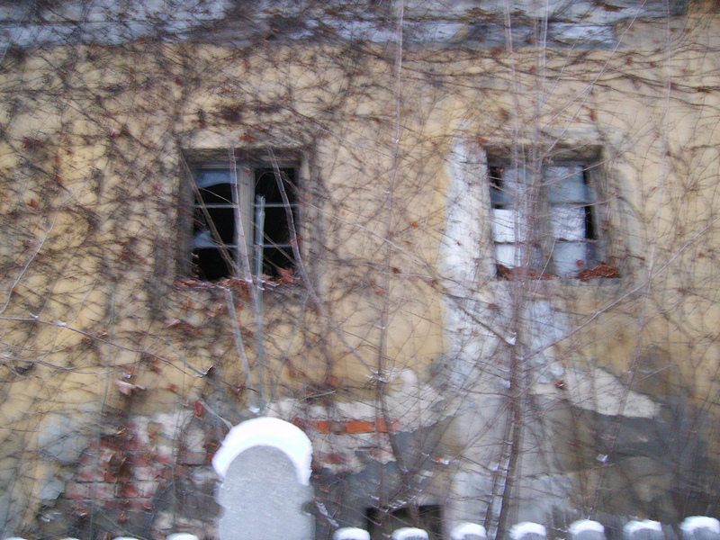 Abandoned House in Zittau Germany