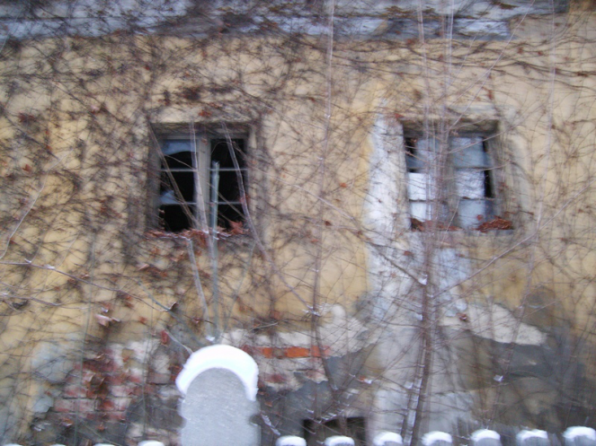 Abandoned House in Zittau Germany