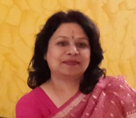 Dr Upma Sharma Author Photo