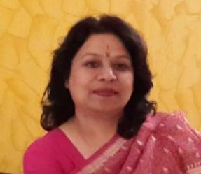 Dr Upma Sharma Author Photo