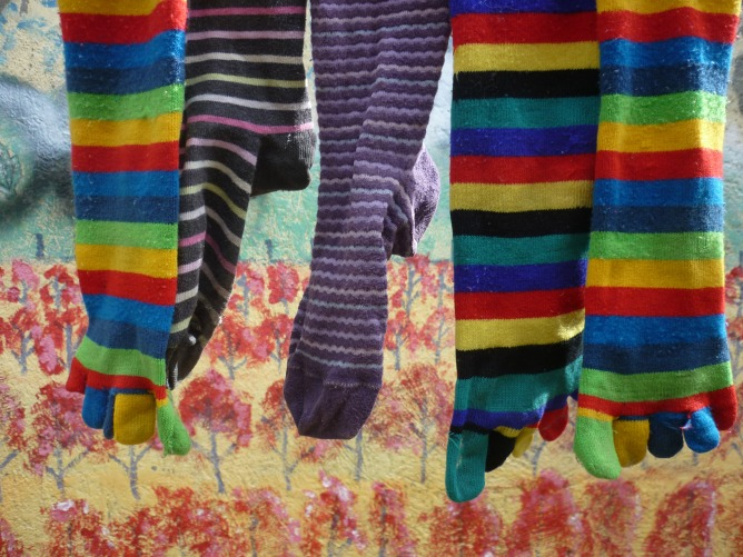 stripy-socks